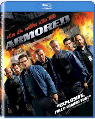 Инкассатор / Armored (2009) BDRip 720p