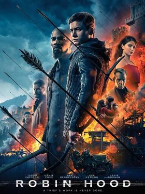 Робин Гуд: Начало / Robin Hood (2018) Blu-Ray Remux 1080p