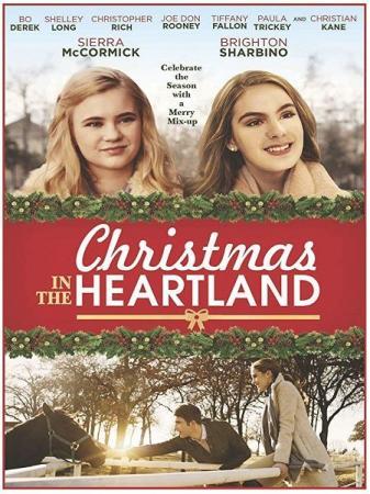 Рождество в Хартлэнде / Christmas in the Heartland (2017) DVDRip