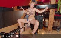 Heidi (19): Bondage slave girl is tortured [2019/FullHD/SexterMedia]