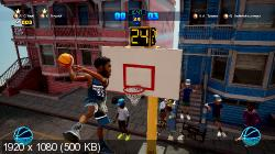 Re: NBA 2K Playgrounds 2 (2018)