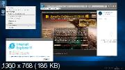 """Windows 10 Enterprise LTSC x64 17763.292 Compact """"LEGO"""" By Flibustier (RUS/2019)"""