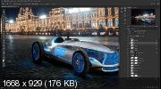 Фотоманипуляция Машина будущего (2019) WEBRip