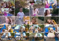 Hiking With Hotties - Izzy Lush,Samantha Hayes,Avery Moon | BFFS | 2019 | SD | 1.20 GB