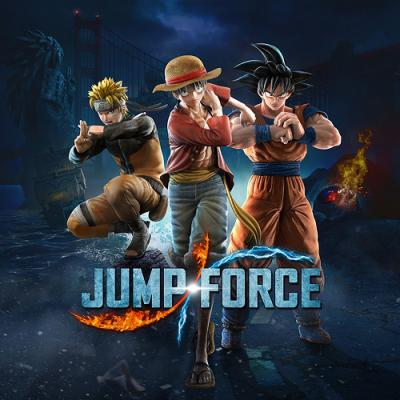 Jump Force (2019) PC | RePack от xatab
