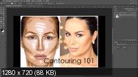Быстрое контурирование лица в Photoshop (2019)