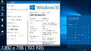 Windows 10 Enterprise LTSB x64 14393.2791 by Semit (ENG/RUS/UKR/2019)