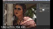 Замена фона с тонировкой в Photoshop (2019)