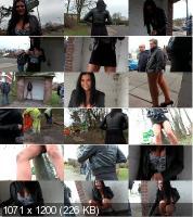 PornXN - Jasmine Jae - Pissing In Public (SD/480p/282 MB)