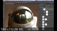 Фотоманипуляция. Потерянный астронавт (2019/WEBRip)