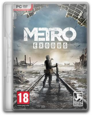 Metro: Exodus - Gold Edition (2019) PC | RePack от SpaceX