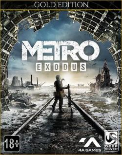 Metro: Exodus - Gold Edition (2019, PC)