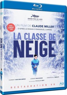 Зимние каникулы / La classe de neige (1998) BDRemux 1080p