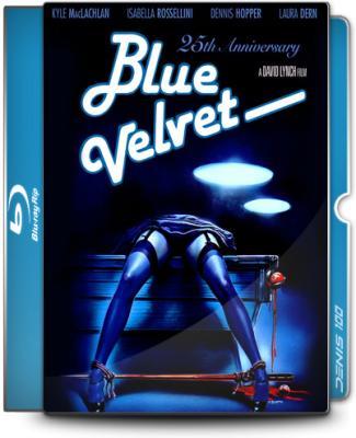 Синий бархат / Blue Velvet (1986) BDRip 1080p от NNNB | P2,A