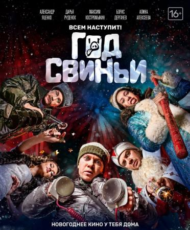 Год свиньи (2018/WEB-DLRip/AVI)
