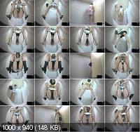 Hard Porn Videos Shitting and pissing toilet voyeur on high heels