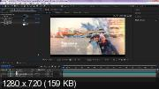 Магия шаблонов в After Effects (2019/PCRec/Rus)