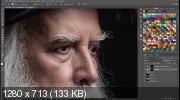 Ретушь мужского портрета. Приемы ретуши (2019)