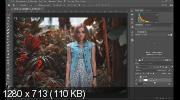 Цветокоррекция с LUT в Photoshop. Как создать собственный LUT (2019) WEBRip