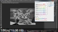 Создаем эффект сепии в Photoshop (2019/WEBRip)