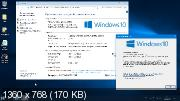 Windows 10 Enterprise LTSC x86/x64 1809 v.Весна by WinRoNe (RUS/ENG/2019)