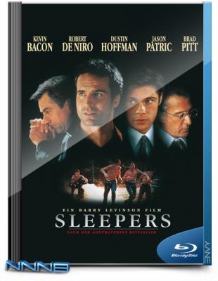 Спящие / Sleepers (1996) BDRip 1080p