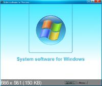 System software for Windows 3.2.9