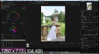 Обработка свадебной фотографии в Capture One (2019) WEBRip