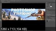 Как изменить или удалить надпись в Photoshop (2019)