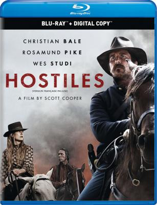 Недруги / Hostiles (2017) BDRip 720p | Лицензия