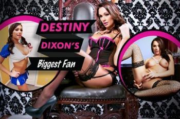 Destiny Dixon s Biggest Fan (lifeselector.com/SuslikX) [uncen] [2017, ADV, Animation, Flash, POV, hardcore, solo, blowjob, creampie, all sex, voyeur, deep throat, BDSM, hand job] [eng]