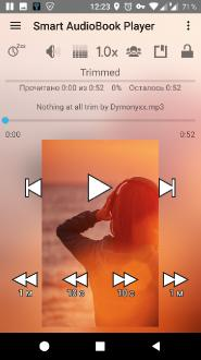 Smart AudioBook Player Pro 4.6.2 Android (2019) Eng/Rus