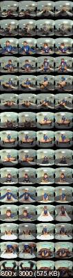 r18, 4KVR: EXHQVR-0001 - The Captivating Swimsuit With A Front Zipper VR. Haruka Namiki [Oculus Rift, Vive | SideBySide]