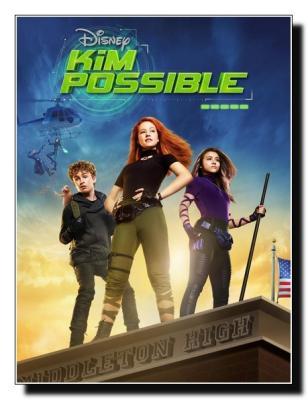 Ким Пять-с-плюсом / Kim Possible (2019) WEB-DL 1080p