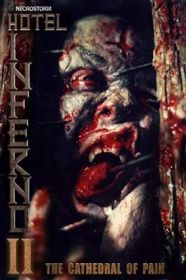 Отель Инферно: Храм боли / Hotel Inferno 2: The Cathedral of Pain (2017) BDRip 1080p
