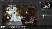 Как перенести цветкор из Photoshop на видео (2019) WEBRip