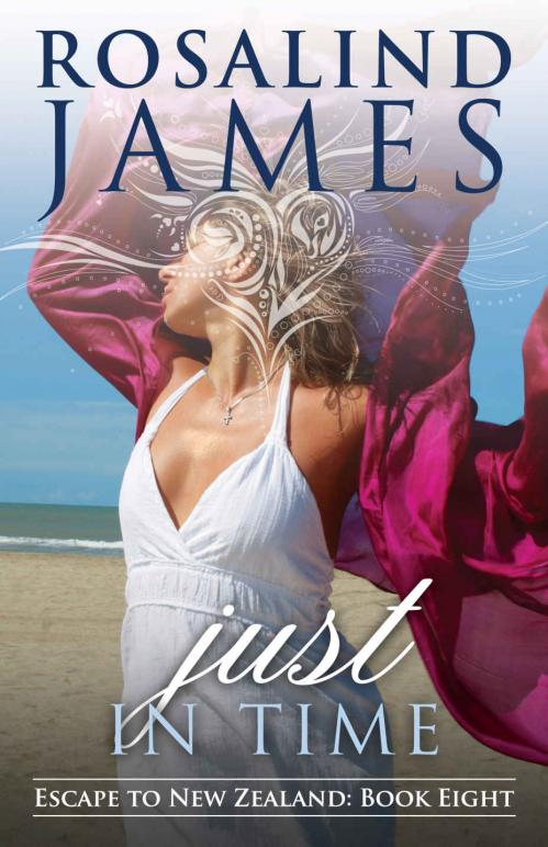 Just in Time by Rosalind James