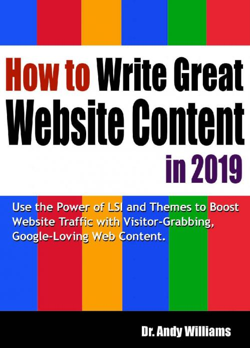 How to Write Great Website Content    2019