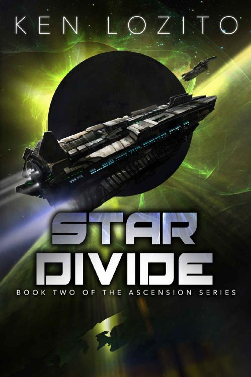 Star Divide (Ascension, Book 2) by Ken Lozito