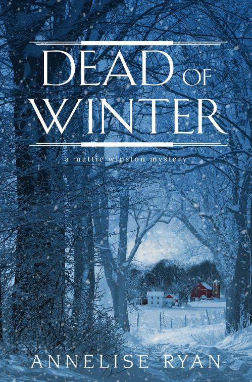Dead of Winter (Mattie Winston, n  10) by Annelise Ryan