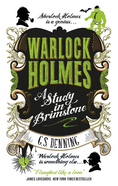 Warlock Holmes, n  1 by G  S  Denning