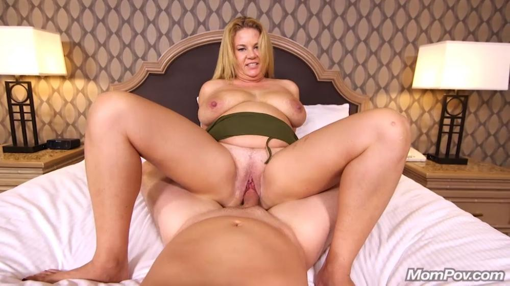 [MomPov.com] Abigail - Thick big natural tits blonde MILF (24.01.2019) [Anal, All Sex, Blowjobs, POV, MILF, Big Tits, 576p]
