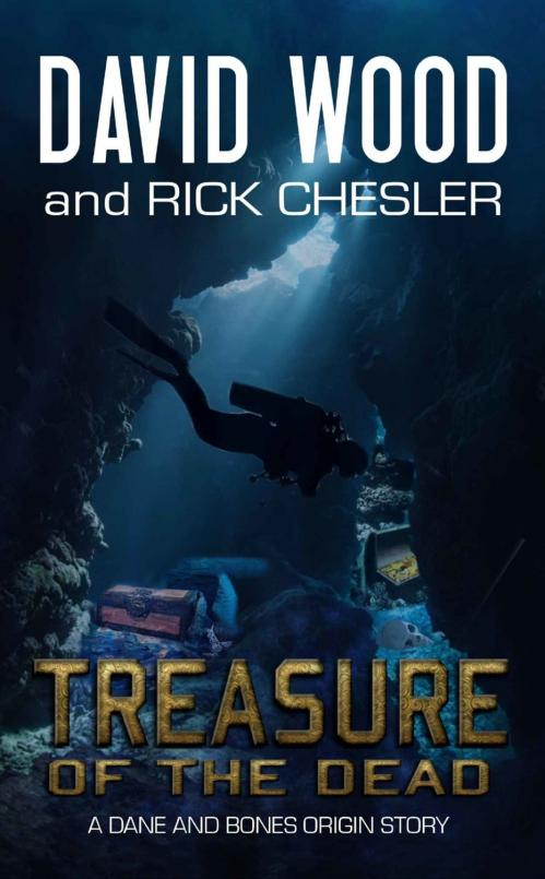 Treasure of the Dead by David Wood, Rick Chesler