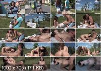 Cute Teen Loves Sucking Cock Outdoors - Diana Rius | ClubSevenTeen | 2019 | HD | 1.55 GB
