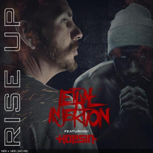 Lethal Injektion - Rise Up (Single) (2019)