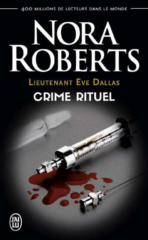 Crime rituel By Nora Roberts