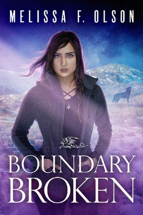 Boundary Broken (Boundary Magic, n 4) by Melissa F Olson