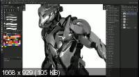 Рисуем с уверенностью в Photoshop (2019) HDRip