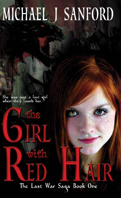 The Girl with Red Hair by Michael J Sanford