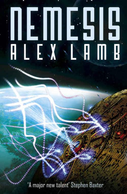 Nemesis (Roboteer Trilogy, n 2) by Alex Lamb